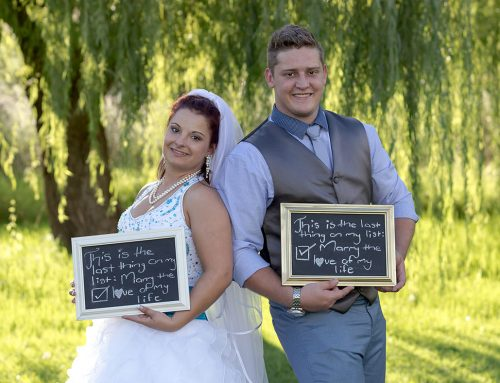Wedding photography – Jean & Shani