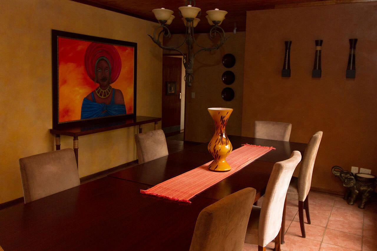 nthabiseng molongoana - Lenthas Lodge 10 - Vrouekeur portraits of Nthabiseng Molongoana