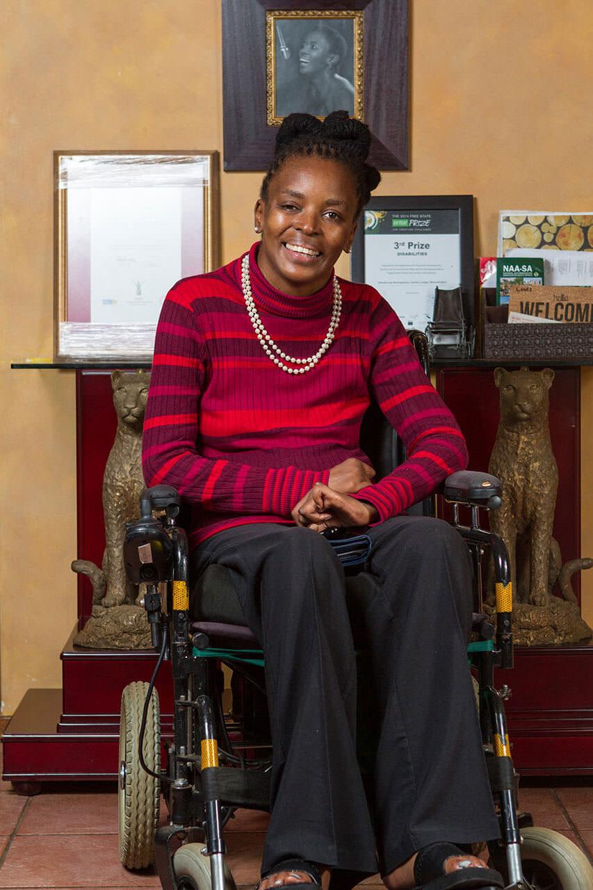 nthabiseng molongoana - Nthabiseng Molongoana 3 - Vrouekeur portraits of Nthabiseng Molongoana