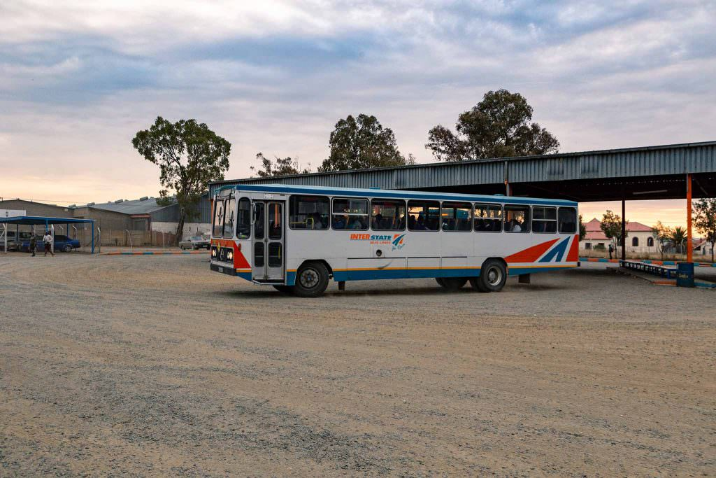 - Interstate Bus Lines – Thaba 'Nchu